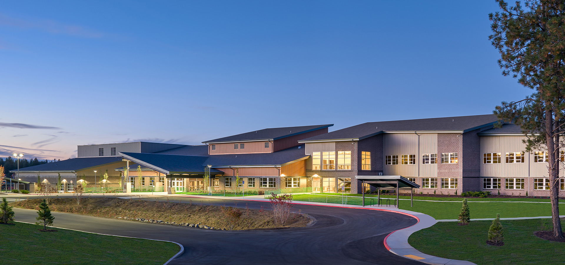 Pacific Crest Middle School - BBT Architects